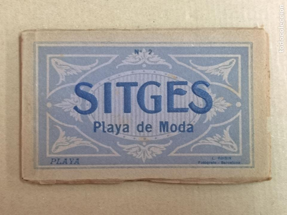 Postales: SITGES PLAYA DE MODA ROISIN BLANCO Y NEGRO - Foto 22 - 195399105