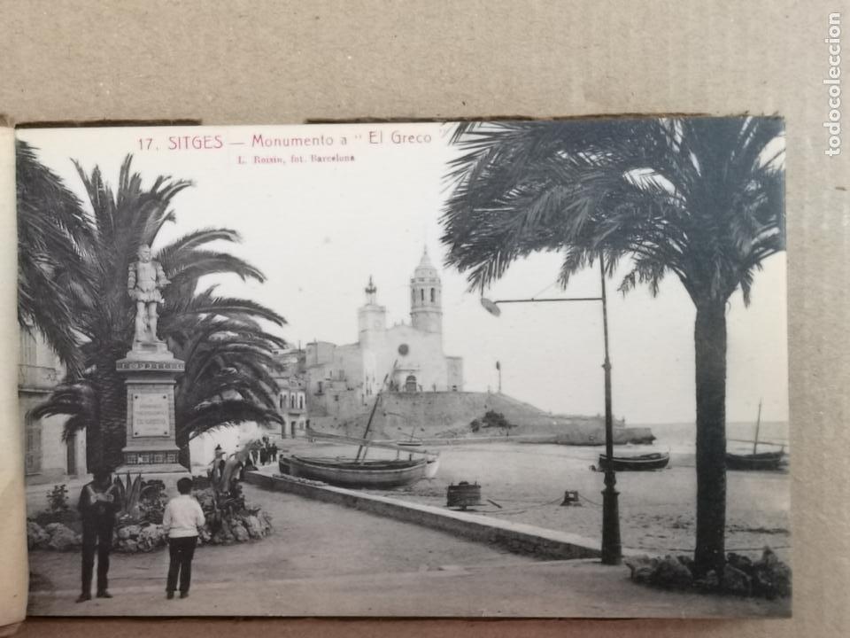 Postales: SITGES PLAYA DE MODA ROISIN BLANCO Y NEGRO - Foto 23 - 195399105