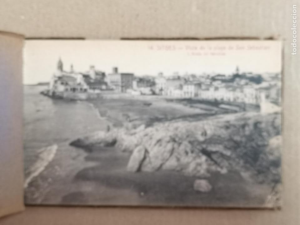 Postales: SITGES PLAYA DE MODA ROISIN BLANCO Y NEGRO - Foto 24 - 195399105