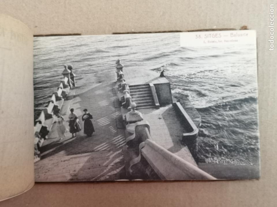 Postales: SITGES PLAYA DE MODA ROISIN BLANCO Y NEGRO - Foto 26 - 195399105