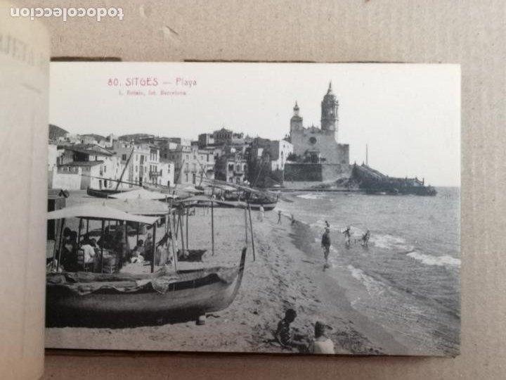 Postales: SITGES PLAYA DE MODA ROISIN BLANCO Y NEGRO - Foto 30 - 195399105