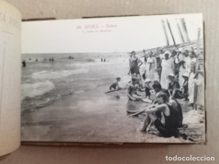 Postales: SITGES PLAYA DE MODA ROISIN BLANCO Y NEGRO - Foto 33 - 195399105