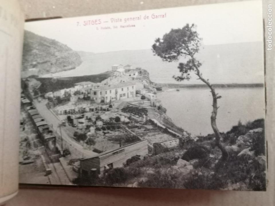 Postales: SITGES PLAYA DE MODA ROISIN BLANCO Y NEGRO - Foto 35 - 195399105