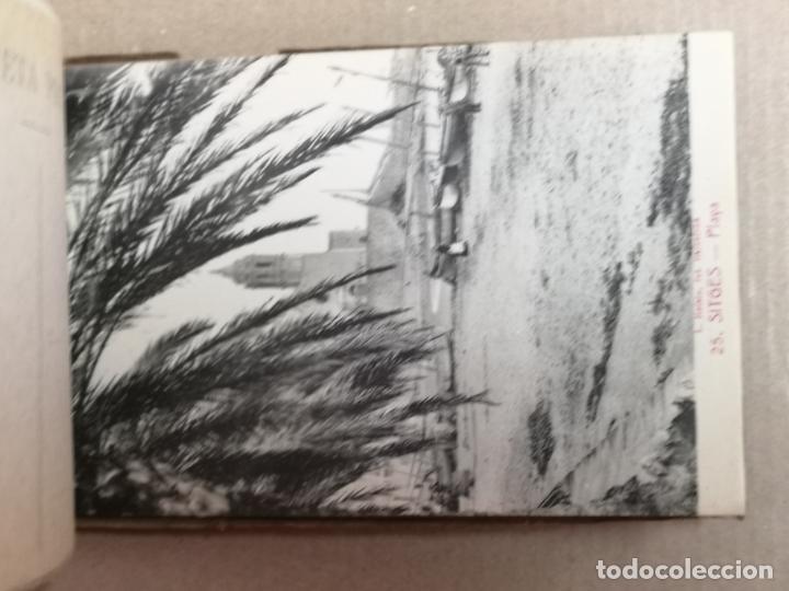 Postales: SITGES PLAYA DE MODA ROISIN BLANCO Y NEGRO - Foto 36 - 195399105