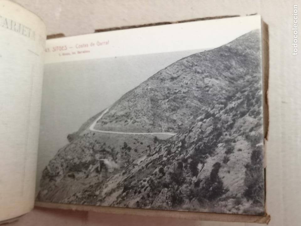 Postales: SITGES PLAYA DE MODA ROISIN BLANCO Y NEGRO - Foto 37 - 195399105