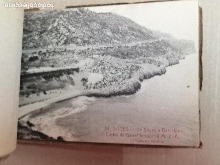Postales: SITGES PLAYA DE MODA ROISIN BLANCO Y NEGRO - Foto 38 - 195399105