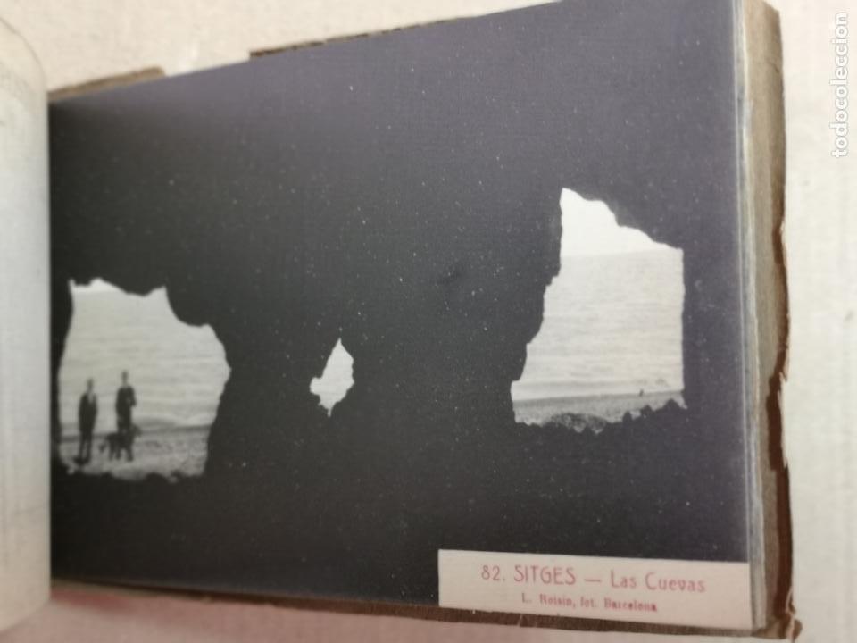 Postales: SITGES PLAYA DE MODA ROISIN BLANCO Y NEGRO - Foto 40 - 195399105