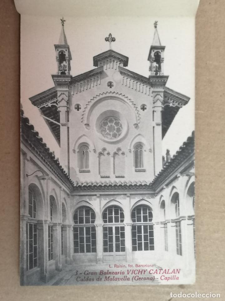Postales: GRAN BALNEARIO VICHY CATALÁN ROISIN BLANCO Y NEGRO - Foto 2 - 195402813