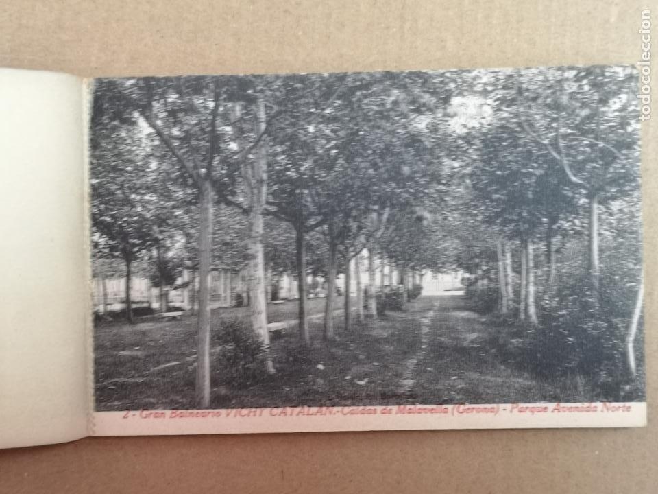 Postales: GRAN BALNEARIO VICHY CATALÁN ROISIN BLANCO Y NEGRO - Foto 3 - 195402813
