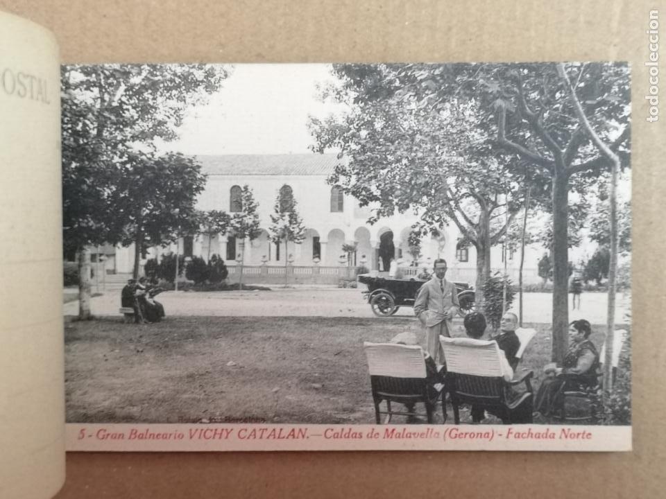 Postales: GRAN BALNEARIO VICHY CATALÁN ROISIN BLANCO Y NEGRO - Foto 5 - 195402813