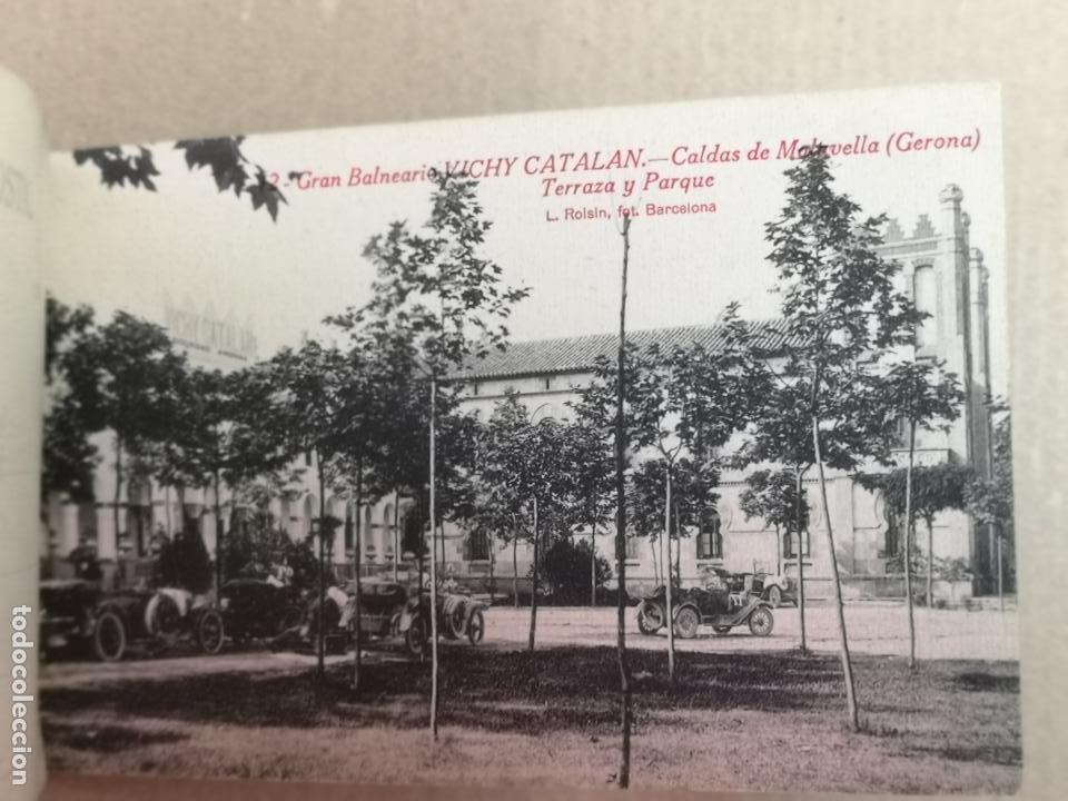 Postales: GRAN BALNEARIO VICHY CATALÁN ROISIN BLANCO Y NEGRO - Foto 7 - 195402813