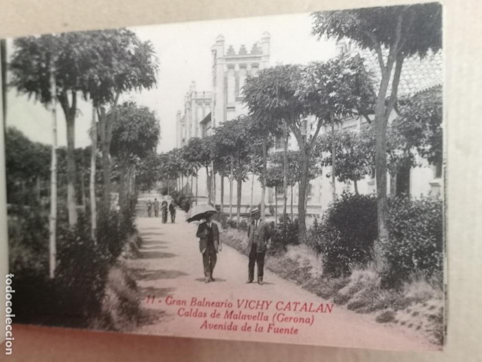 Postales: GRAN BALNEARIO VICHY CATALÁN ROISIN BLANCO Y NEGRO - Foto 8 - 195402813