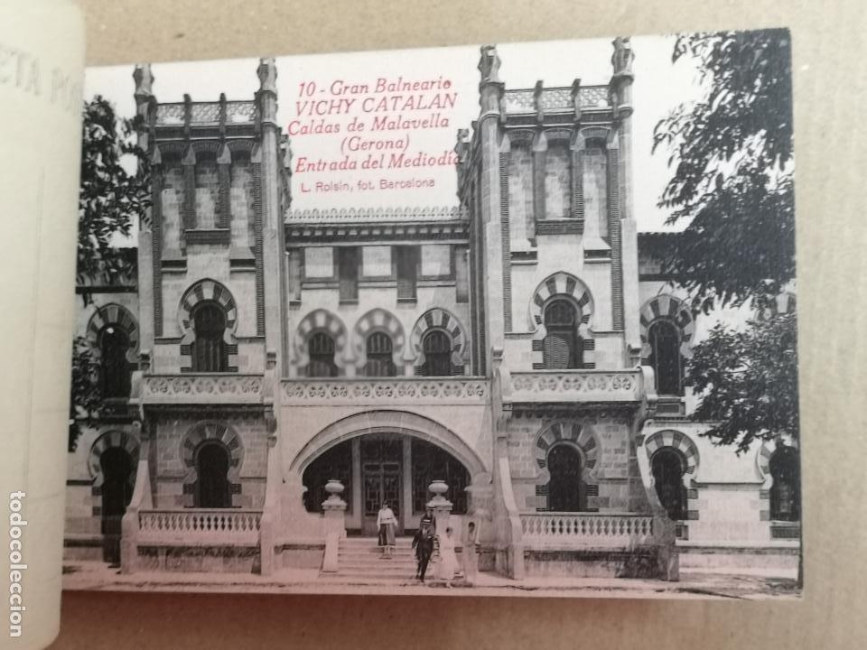 Postales: GRAN BALNEARIO VICHY CATALÁN ROISIN BLANCO Y NEGRO - Foto 9 - 195402813