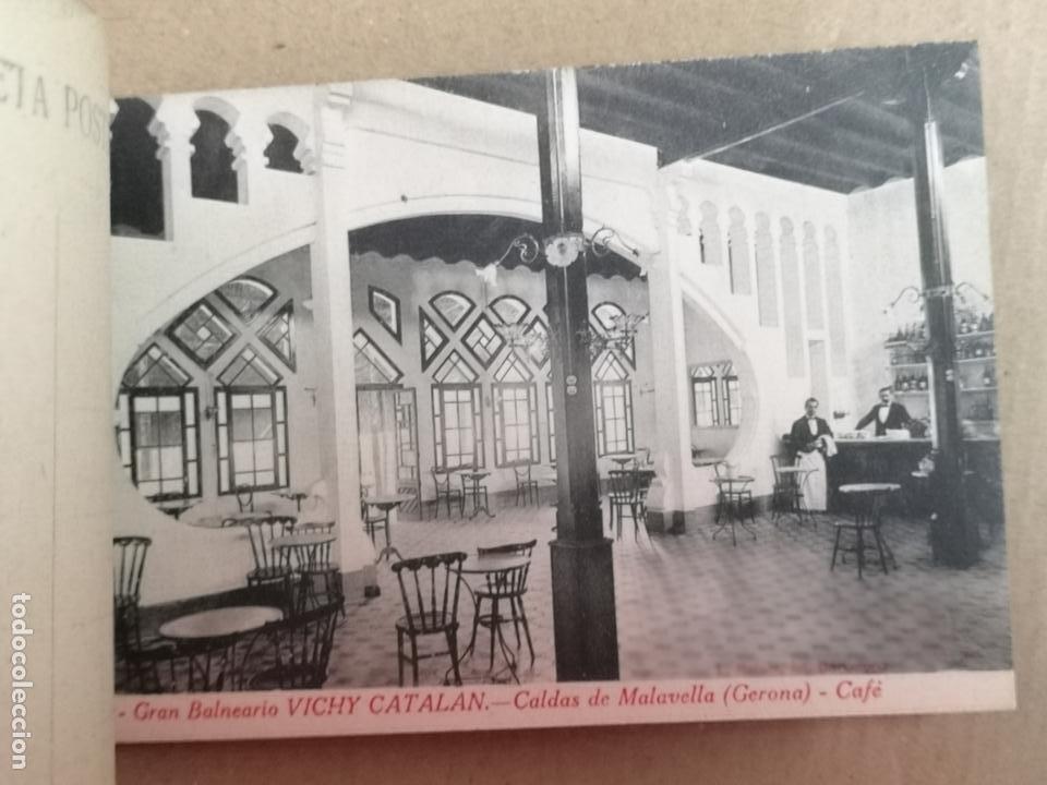Postales: GRAN BALNEARIO VICHY CATALÁN ROISIN BLANCO Y NEGRO - Foto 10 - 195402813