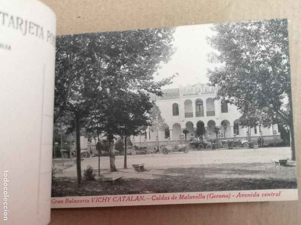 Postales: GRAN BALNEARIO VICHY CATALÁN ROISIN BLANCO Y NEGRO - Foto 11 - 195402813