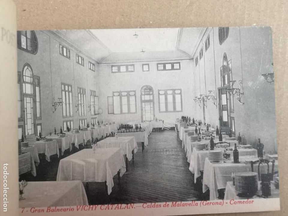 Postales: GRAN BALNEARIO VICHY CATALÁN ROISIN BLANCO Y NEGRO - Foto 12 - 195402813