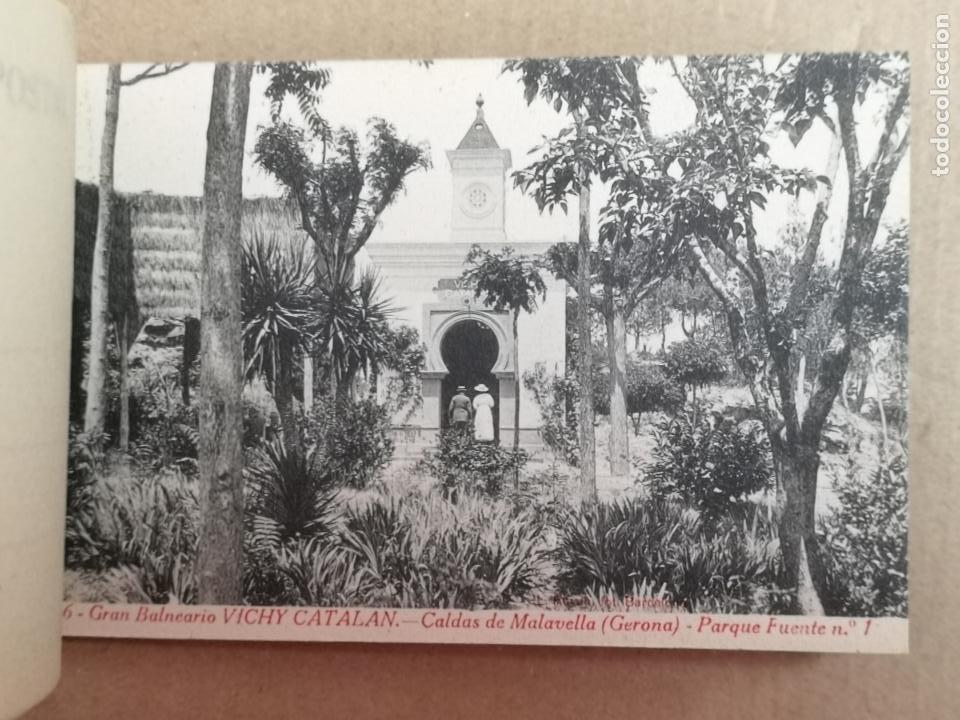 Postales: GRAN BALNEARIO VICHY CATALÁN ROISIN BLANCO Y NEGRO - Foto 13 - 195402813