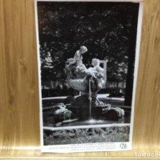 Postales: POSTAL DE BARCELONA.56.PAR DE LA CIUTADELLA.JERRO ARTISTIC.. Lote 195437595
