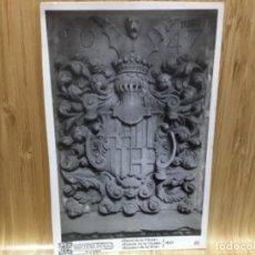 Postales: POSTAL DE BARCELONA ANTIGA.RICART.ESCUT DE LA CIUTAT.46.. Lote 195437905