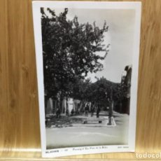 Postales: POSTAL DE BLANES.17.PASSEIG D'EN PRAT DE LA RIBA.EDIT. ARTAU.. Lote 195438293
