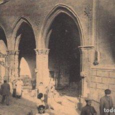 Postales: SUCESOS DE BARCELONA 1909. Nº 3 FACHADA DE LA IGLESIA DE SANT ANTONI ABAD. Lote 195446688