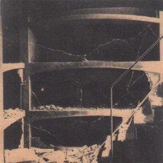 Postales: SUCESOS DE BARCELONA 1909. Nº 66 CONVENTO DE LAS ARREPENTIDAS. LA CRIPTA. Lote 195446797
