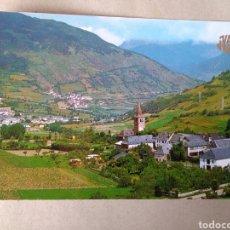 Postales: VALL D'ARAN LÉRIDA BETREN VIELLA AL FONDO. Lote 195450683