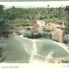 Postales: C1.- RUPIT MOLINO MIRANDAS ED.F.JUFRE. Lote 195455520