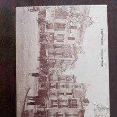 Postales: POSTAL DE FIGUERES PLACETA BAJA. FOTOGRAFÍA DE J. TORT. Lote 195456517