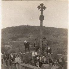 Postales: CORBERA 1926. FOTOGRÁFICA. Lote 195467953
