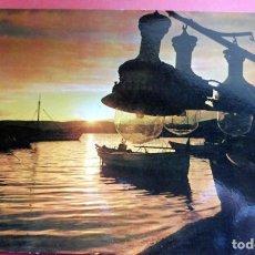 Postales: POSTAL - PALAMÓS - GIRONA - COSTA BRAVA - AÑO 1962 - Nº 216 ATARDECER EN EL PUERTO - SOBERANAS. Lote 195469617