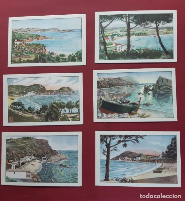 Postales: COLECCION COMPLETA-COSTA BRAVA-19??-20 POSTALES-VER FOTOS.SIN CIRCULAR - Foto 4 - 195476971