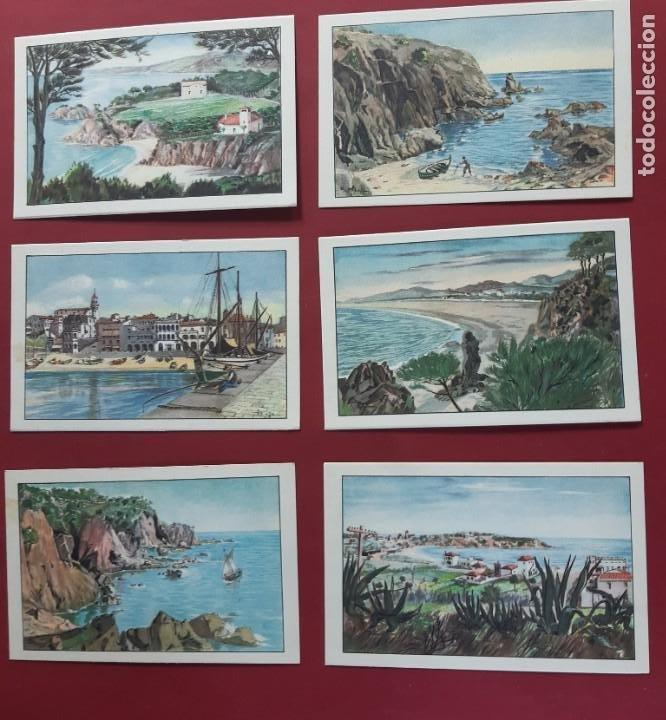 Postales: COLECCION COMPLETA-COSTA BRAVA-19??-20 POSTALES-VER FOTOS.SIN CIRCULAR - Foto 2 - 195476971