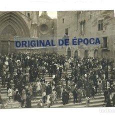 Postales: (PS-63099)POSTAL FOTOGRAFICA DE TARRAGONA-CATEDRAL.FOTO VALLVE. Lote 195499203