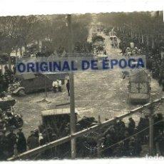 Postales: (PS-63100)POSTAL FOTOGRAFICA DE SANT FELIU DE GUIXOLS-CARNAVAL.FOTO MANETES. Lote 195499513