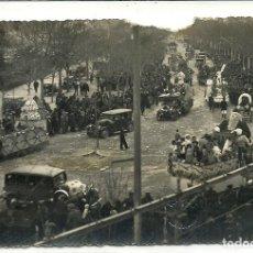 Postales: (PS-63101)POSTAL FOTOGRAFICA DE SANT FELIU DE GUIXOLS-CARNAVAL.FOTO MANETES. Lote 195499611
