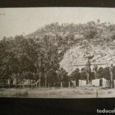 Postales: SANTA COLOMA DE FARNES-HOTEL Y FONT DE SANT SALVADOR-POSTAL ANTIGUA-(68.245). Lote 195504766