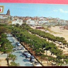 Postales: POSTAL - PALAMÓS - GIRONA - COSTA BRAVA - AÑO 1964 - Nº 1059 - PASEO MARÍTIMO - SOBERANAS. Lote 195512503