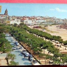 Postales: POSTAL - PALAMÓS - GIRONA - COSTA BRAVA - AÑO 1964 - Nº 1059 - PASEO MARÍTIMO - SOBERANAS. Lote 195512525