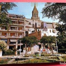 Postales: POSTAL - PALAMÓS - GIRONA - COSTA BRAVA - AÑO 1964 - Nº 1057 - JARDINES - SOBERANAS. Lote 195512582