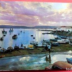 Postales: POSTAL - PALAMÓS - GIRONA - COSTA BRAVA - AÑO 1964 - Nº 1047 - LA CATIFA - SOBERANAS. Lote 195512607