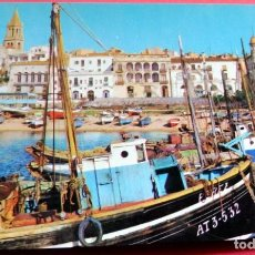 Postales: POSTAL - PALAMÓS - GIRONA - COSTA BRAVA - AÑO 1964 - SERIE CC Nº 18 - CREACIÓN AVIL. Lote 195512638
