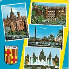 Postales: == B1565 - POSTAL - BARCELONA. Lote 195513518