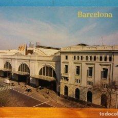 Postales: ESTACIÓN DE FRANCIA. BARCELONA. BONITA POSTAL. NUEVA. Lote 195531628