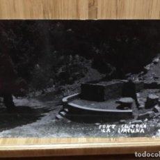 Postales: POSTAL DE LA LLACUNA.FONT CUITORA.. Lote 195536941