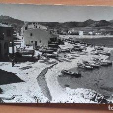 Postales: POSTAL GERONA - LLANSÁ - CIRCULADA, SELLO ARRANCADO. Lote 195537592
