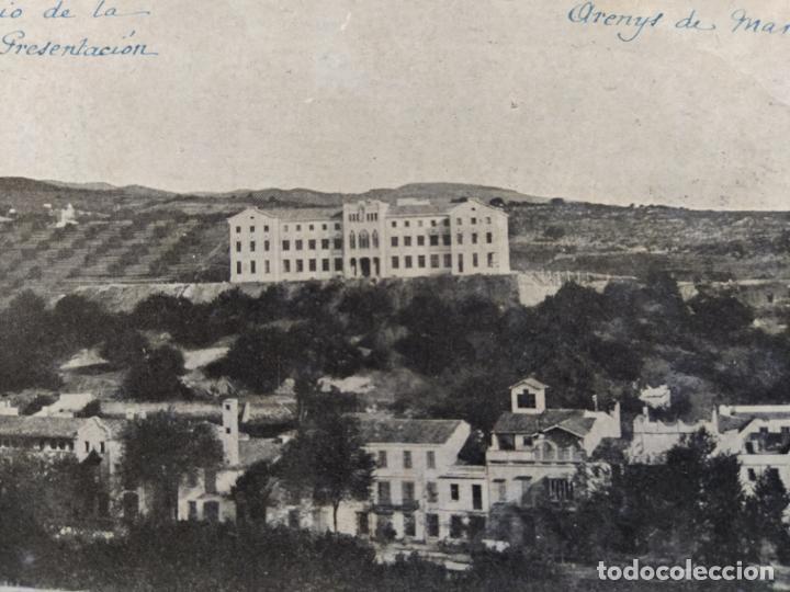Postales: ARENYS DE MAR-COLEGIO DE LA PRESENTACION-POSTAL ANTIGUA-(68.254) - Foto 2 - 195762210