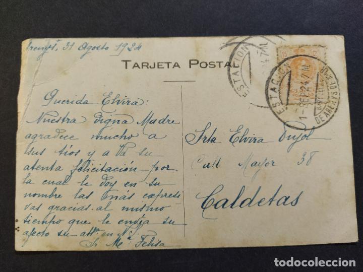 Postales: ARENYS DE MAR-COLEGIO DE LA PRESENTACION-POSTAL ANTIGUA-(68.254) - Foto 4 - 195762210
