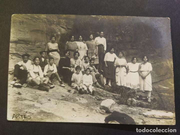 Postales: ARTES-SEPTIEMBRE 1921-POSTAL FOTOGRAFICA ANTIGUA-(68.264) - Foto 2 - 195765375