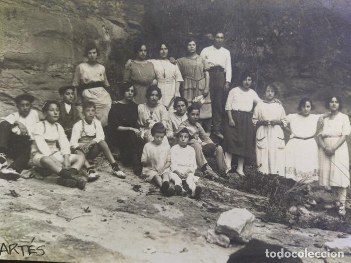 ARTES-SEPTIEMBRE 1921-POSTAL FOTOGRAFICA ANTIGUA-(68.264) (Postales - España - Cataluña Antigua (hasta 1939))